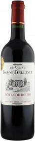 CH. BARON DE BELLEVUE CôTES DE BOURG 2014 -13%ABV