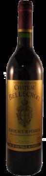 CH. BELLECROIX, BORDEAUX SUPERIEUR 2015  12.5%abv