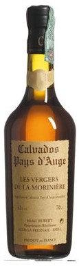 CALVADOS PAYS D'AUGE 2002, LES VERGERS DE LA MORINIÈRE