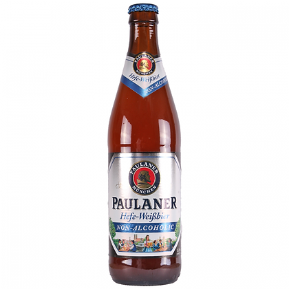 Paulaner Weisse Alcohol Free 50cl