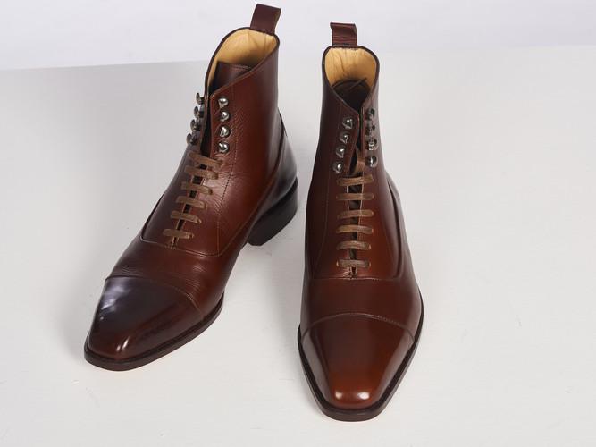 Oxford Dress Boots Captoe