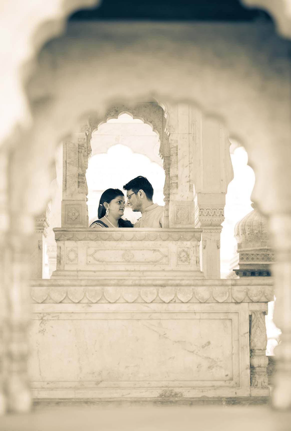 Akhil & Aashvi