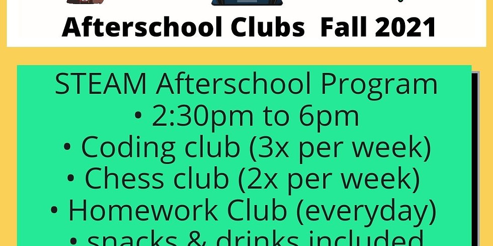 S.T.E.A.M. Afterschool Clubs at GameStation