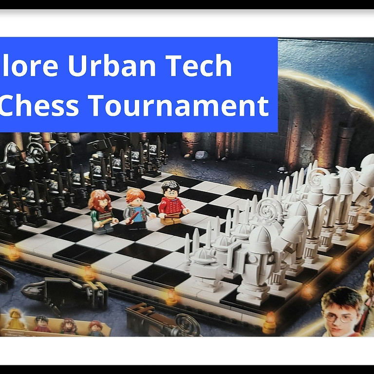 Kids Chess Tournament by Galore Urban Tech