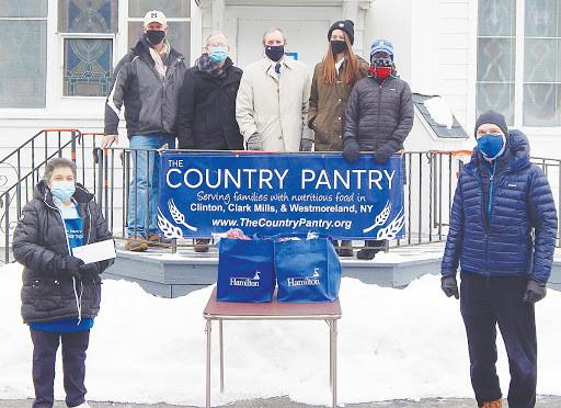 Pantry Donation