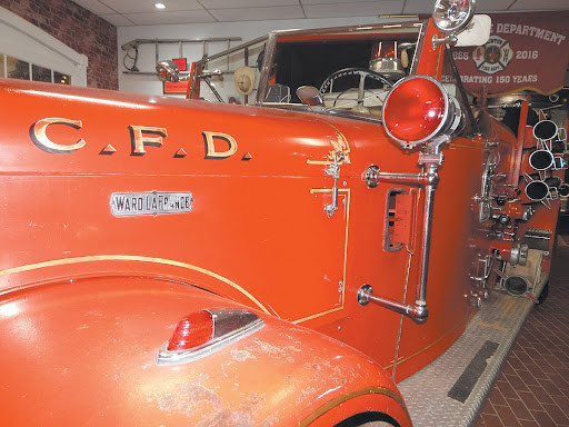 Clinton Fire Museum Ready For Visitors