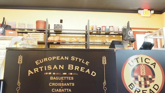 Utica Bread Rises Locally