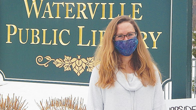 New Director At Waterville Library