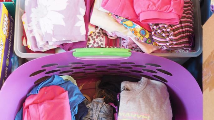 Clothing Exchange Reaches Milestone