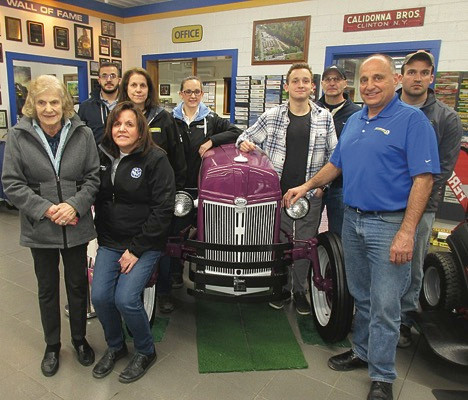 Clinton Tractor Celebrates 65 Years