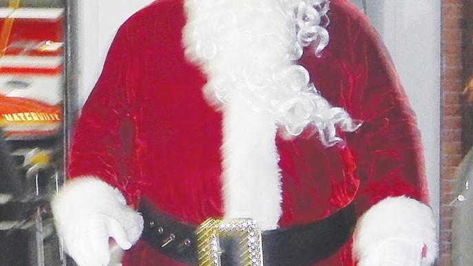 Welcome, Christmas