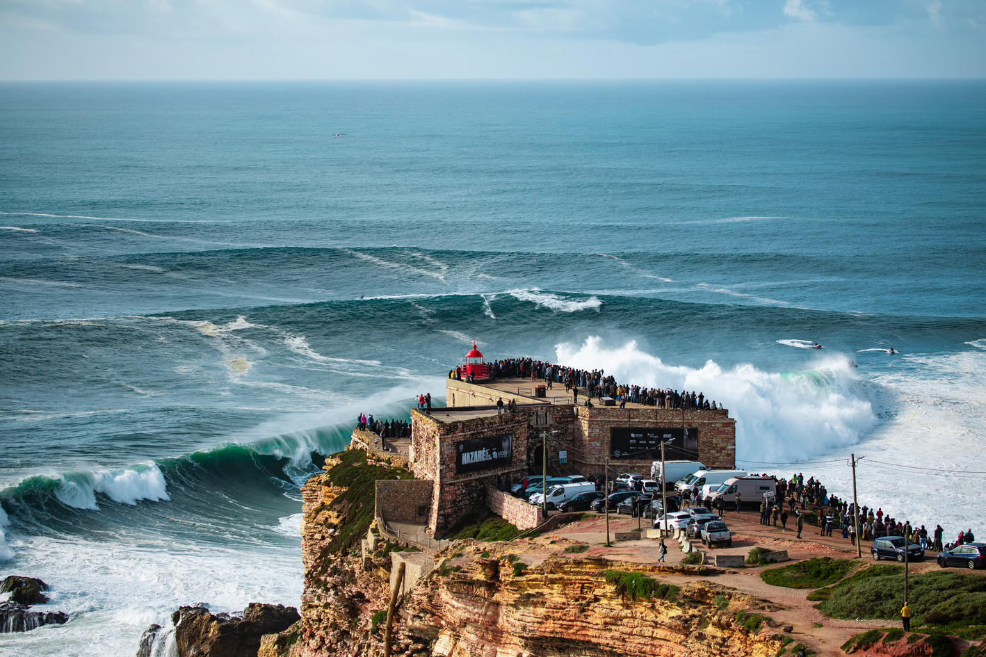 Line Up Nazaré