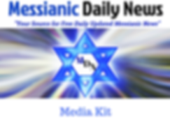 Messianic Daily News Media Kit