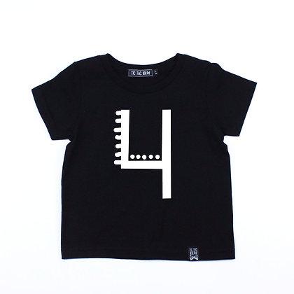 T-Shirt Bébé Anniversaire/BB Dino
