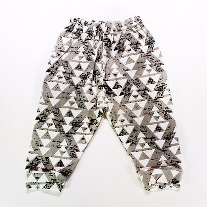 Pantalon Triangle Gris