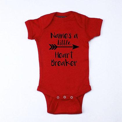Cache-Couche Personnalisé ''Little Heart Breaker''
