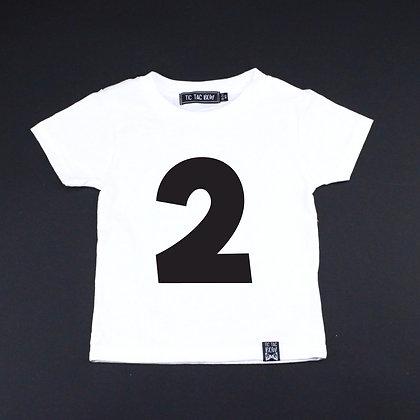 T-Shirt Enfant Anniversaire/Alpha