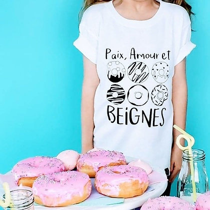 T-Shirt Beignes