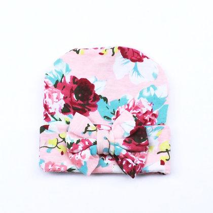 Bonnet Romance Fleurie