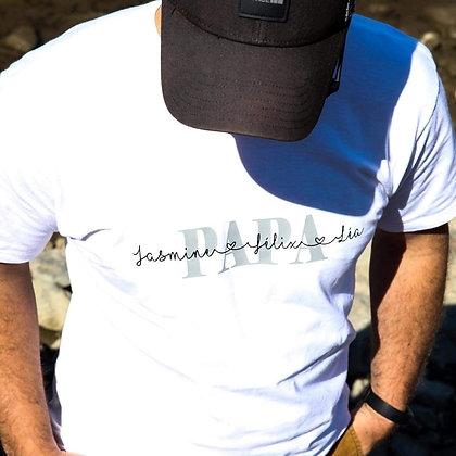 T-Shirt Adulte '' Papa ''