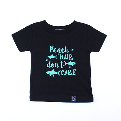 T-Shirt Beach Hair