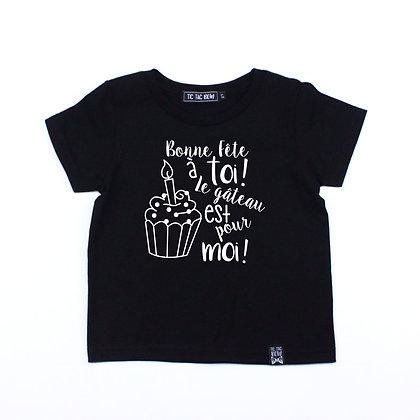 T-Shirt /  Bonne fête