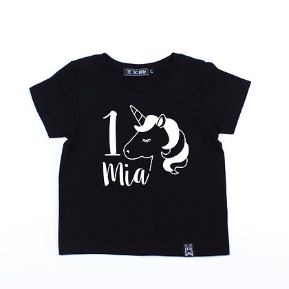 T-Shirt Personalisé / Licorne