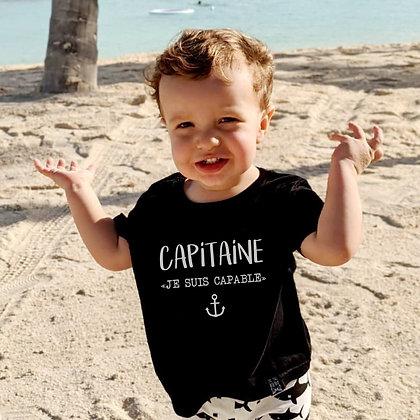 T-Shirt CAPITAINE
