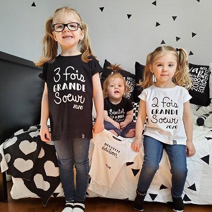 T-Shirt Frère et Soeur