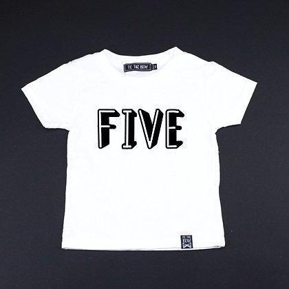 T-Shirt Bébé Anniversaire/Superhero