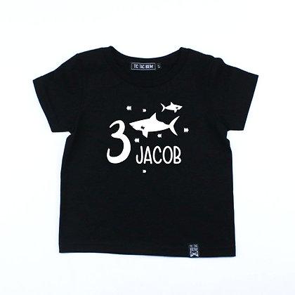 T-Shirt Personalisé / PETIT REQUIN