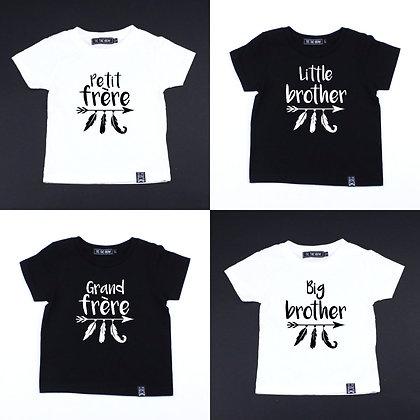 T-Shirt Tribu Frère