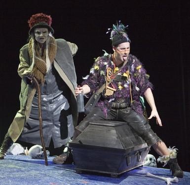 Papageno, Die Zauberflöte, Mozart, Staatstheater Mainz