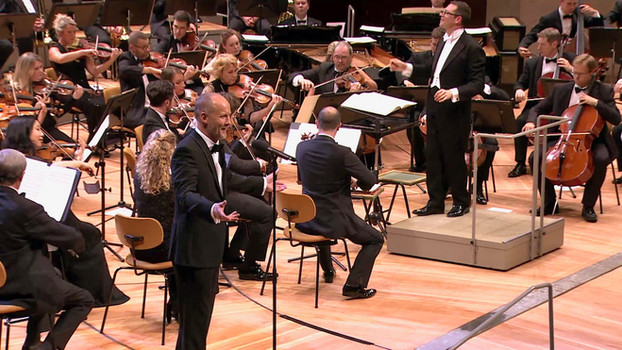 In concert with the John Wilson Orchestra, Berliner Philharmonie