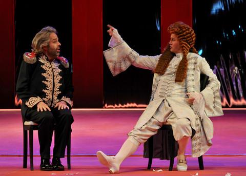 Dandini, La cenrentola, Rossini, Pfalztheater Kaiserslautern