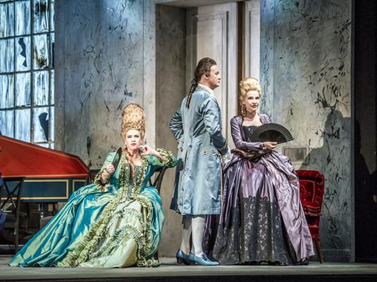 Olivier, Capriccio, Strauss, Tiroler Landestheater Innsbruck