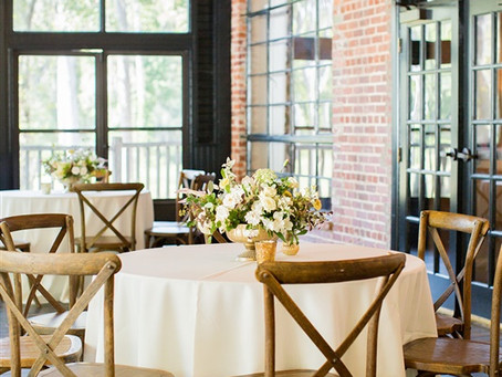 Guide To Your Wedding Table Setting!