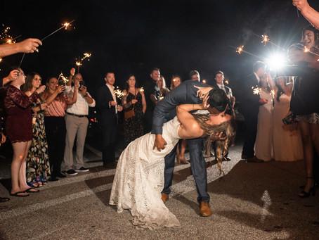 Creative Wedding Send-Offs