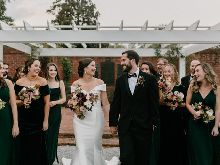 A Guide For The First Time Best Man/Maid of Honor - How to Go Above and Beyond