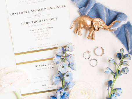 How to Incorporate Pantone's 2020 Classic Blue Look in your Wedding