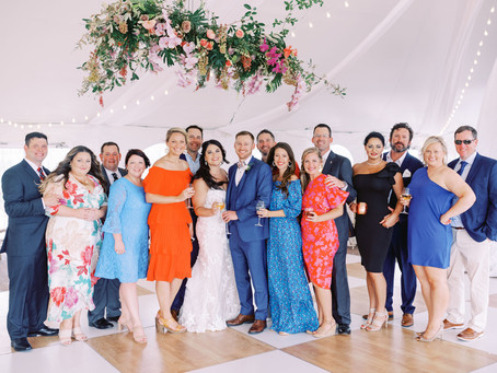 Wedding Attire Tips for Guests and Mothers of the Bride/Groom
