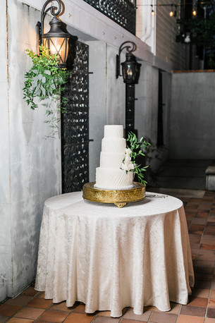 Large Gold Cake Stand