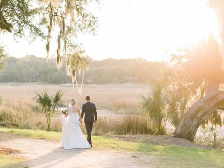 AMW Wedding Review #1 - Megan + Hunter