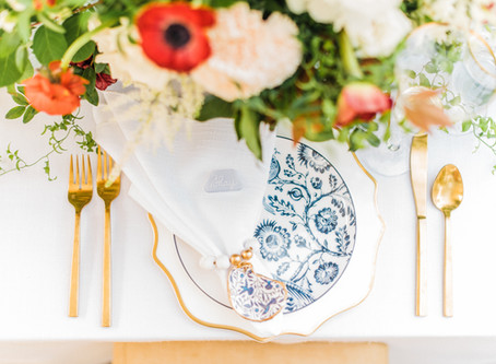 How to Incorporate Red, White, and Blue into Your Wedding
