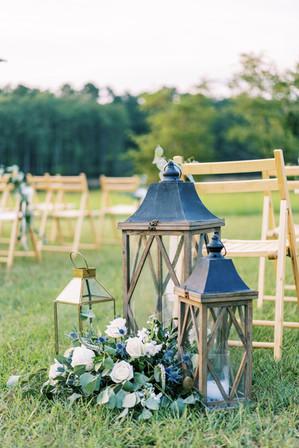 Medium & Large Wooden Lanterns