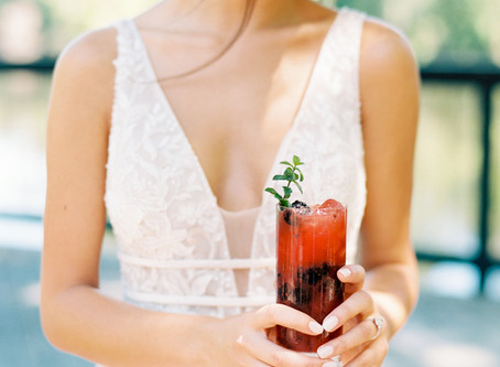 The Perfect, Fun Cocktail for your 4th of July Event!
