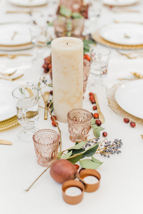 Blush Votives