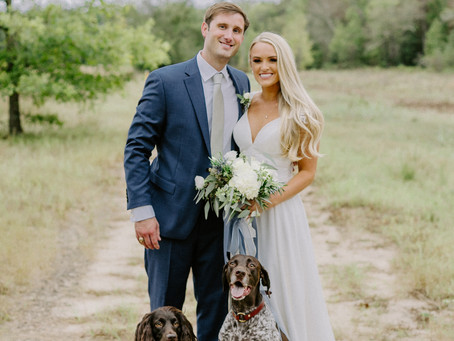 Romantic Slate + Gray Wedding At Wavering Place