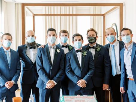 COVID-Chic Wedding Ideas