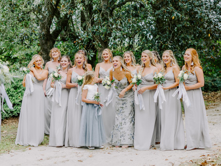 Trends For Bridesmaid's Dresses in 2021